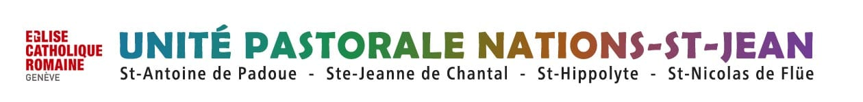 Unité Pastorale Nations St-Jean